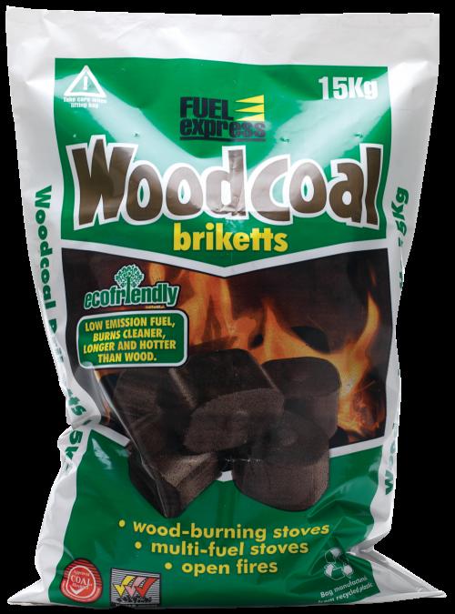 Woodcoal 15KG FEX