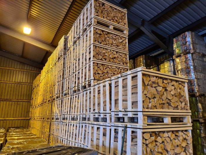 kiln crates
