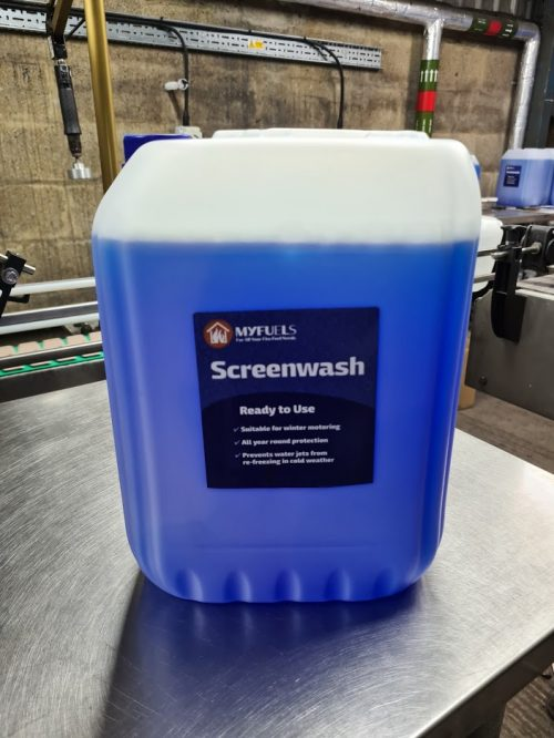 10 l screenwash