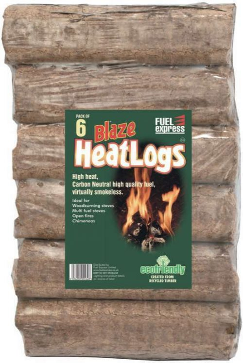 Blaze logs
